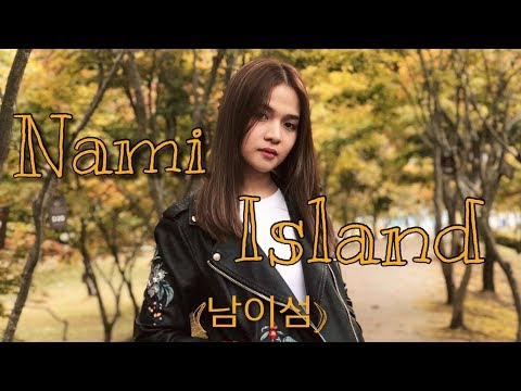 First Time In South Korea | NAMI ISLAND (Treasure Island Festival)