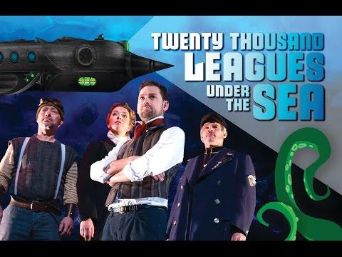 "Asolo Rep Presents: ""Twenty Thousand Leagues Under the Sea"""