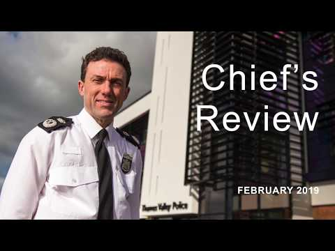 Chief's Review - February 2019