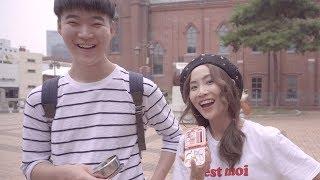 """TravelSSBD: Sonia & Jong- Where did """"DAEGU"""" in DAEGU?!?"""