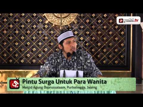 Pintu Surga Untuk Para Istri - Ustadz Zaid Susanto, Lc