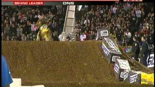 2010 AMA Supercross Round 1 Anaheim 1 - 250 & 450 Full Event - Part 2