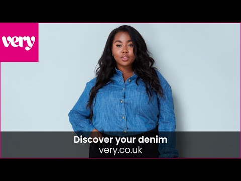 very.co.uk & Very Voucher Code video: Discover your denim