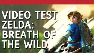 Vidéo-Test : THE LEGEND OF ZELDA: BREATH OF THE WILD : QUE L'AVENTURE COMMENCE !