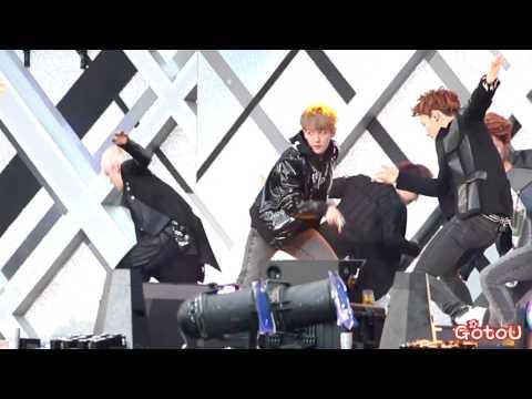 130511 EXO - History @ Dream Concert (BaekHyun focus)