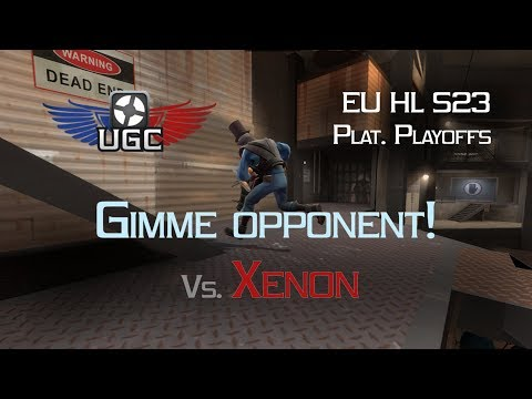 UGC EU HL S23 Plat. Playoffs Week 2 - Gimme vs. Xenon