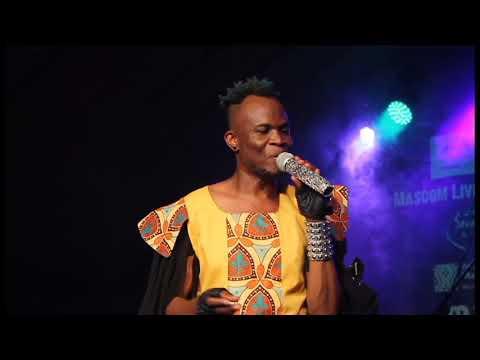 Trinity Mpho - Trinity Mpho Live at Botswana Craft