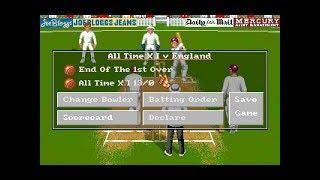 Brian Lara Cricket | DOS | Legend Series | T20 Match | All Time XI vs England | SGCTS