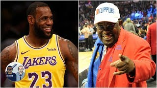 The Clippers will never eclipse the Lakers in Los Angeles – Jalen Rose | Jalen & Jacoby