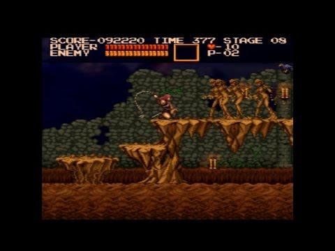 Noskallgia ep01: Castlevania Chronicles - Mud boobies?