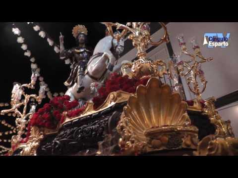 Procesión de Santiago Apóstol de Aznalcazar
