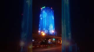 Trang trí chiếu sáng hệ thống LED tòa nhà VPBank PHU THANH LED