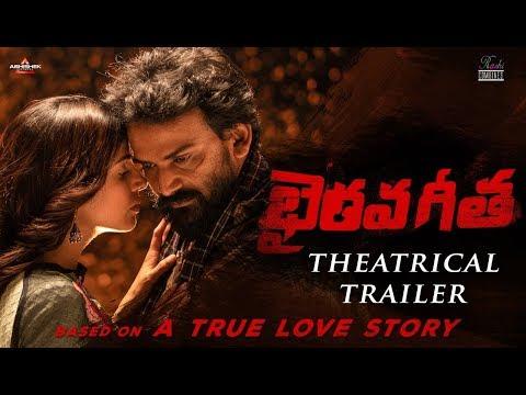 Bhairava Geetha Official Telugu Trailer 4K