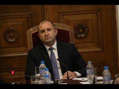 Румен Радев: Управляващите панически търсят враг