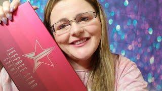 Jeffree Star Love Sick mini pink & red lippie set