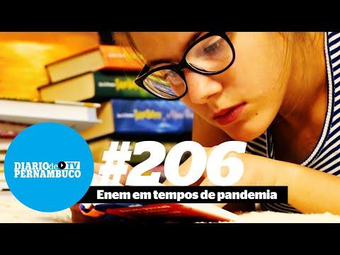 Enem em plena pandemia vira desafio em dobro para estudantes