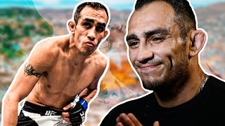 Tony Ferguson Being WEIRD (Best Funny Moments)