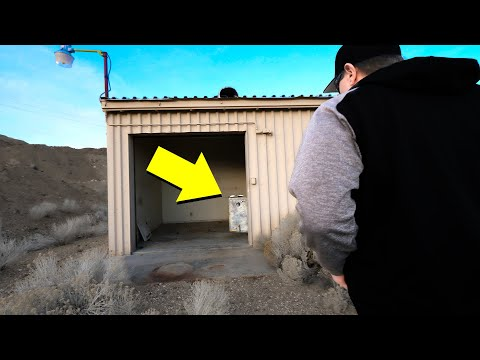 Mission To A SECRET Abandoned Location Ends With An Incredible Discovery