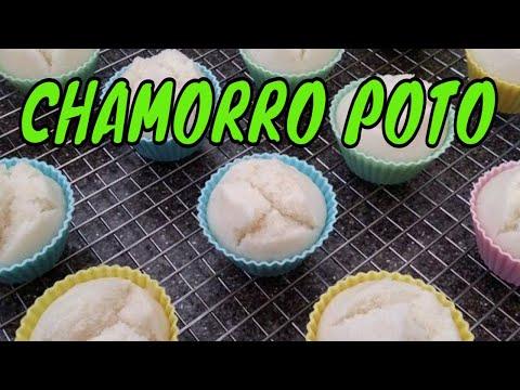 Poto Guam Rice Cake