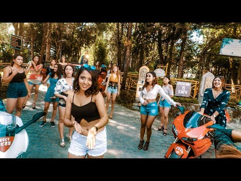 MUSIC VIDEO WITH HOT NEPALI MODELS