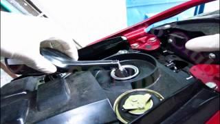 Lưu ý khi dùng xe máy FI phun xăng điện tử,  lưu ý khi tự đổ carbon vào bình xăng