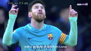 Difference of comentary for Messi & Ronaldo by BeIN Sports USA