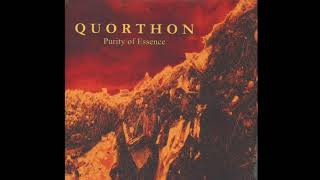 An Inche Above The Ground - Quorthon
