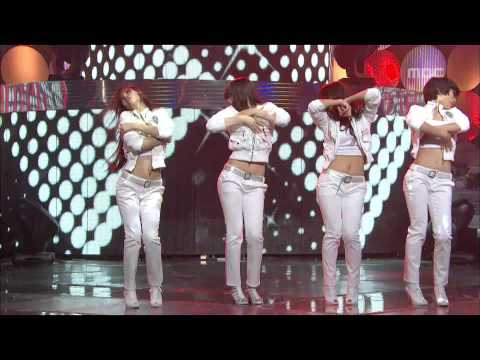 KARA - My name, 카라 - 마이 네임, Music Core 20100220