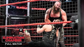 FULL MATCH - Men's Elimination Chamber Match: WWE Elimination Chamber 2018