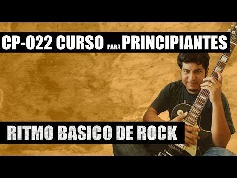 CP-022 RITMO BASICO DE ROCK