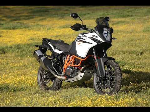 2017 KTM 1090 Adventure R First Test - Cycle News