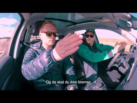 Driving experience - Vision Zero - Episode 8: Unnamanøvring