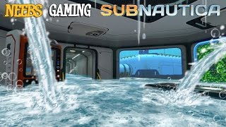 MY BASE IS FLOODING! | Subnautica #9
