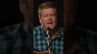 Blake Shelton - Turnin' Me On (Official Vertical Video)