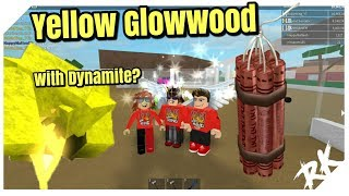 How to Get Yellow Wood (Glow Fir)