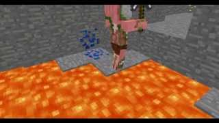 Monster School: Mining - Minecraft Animation