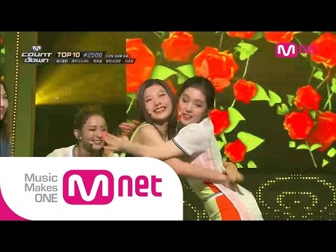 Mnet [M COUNTDOWN] Ep.391 : 레드벨벳(Red Velvet) - 행복(Happiness) @MCOUNTDOWN_140828