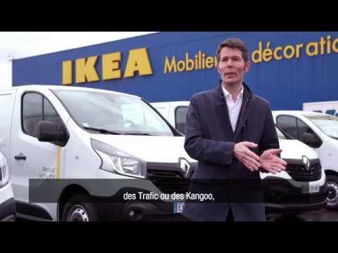 Partenariat Renault MOBILITY - IKEA