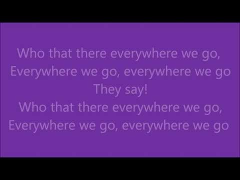 Everywhere we go by Sonreal lyrics