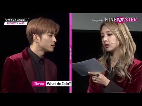 Jiwoo x Jseph (Funny and Cute Moments) - PART 1