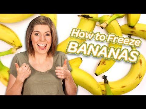 How to Freeze Bananas | Dish With Julia | Allrecipes.com
