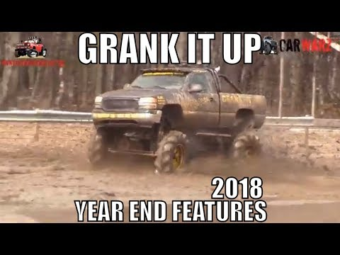 CRANK IT UP CHEVY MEGA TRUCK FEATURE 2018