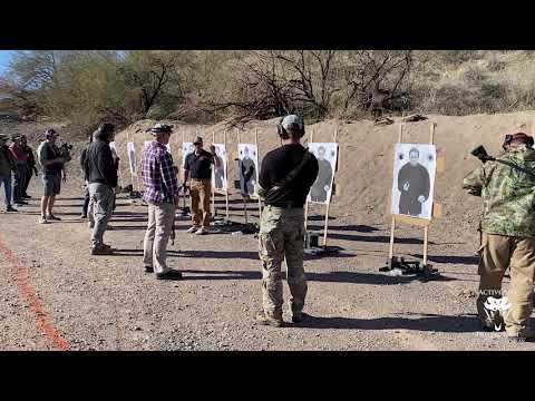 Jeff Gonzales Carbine Class (Part 6 - Zeroing Your Rifle)