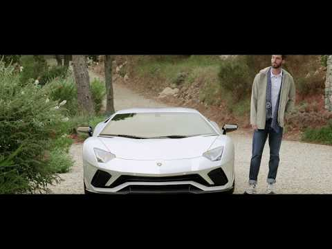 Lamborghini Spring Summer 2018 collection: Time for Perfection