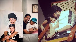 Allari Naresh shares emotional post on his father EVV Saty..