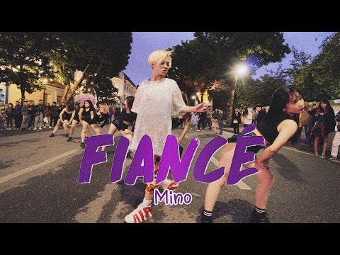 [KPOP IN PUBLIC CHALLENGE] MINO(송민호) - '아낙네 (FIANCÉ)' Dance Cover By M.S Crew from Vietnam