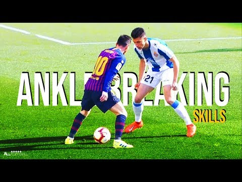 Crazy Ankle Breaking Skills 2019 | HD