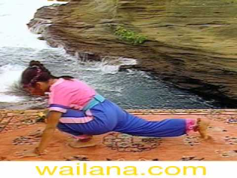 Equestrian Yoga Pose by Wai Lana - Massages the Abdominal ...