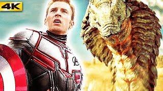 Вот Почему Мировой Змей появится в Мстителях 4: Финал / Avengers 4: Endgame