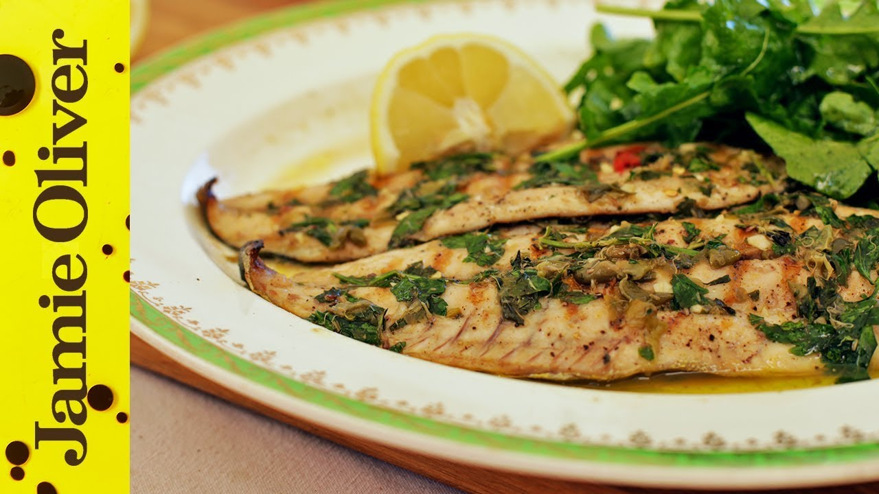 Gennaro S Gorgeous Grilled Fish With Pesto Dressing Youtube